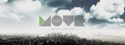 "OFFICIAL MOVE TOUR THEME SONG: ""MOVE (CHASING AFTER YOU)"" FT. JESSICA REEDY, SEAN SIMMONDS, DA T.R.U.T.H., JAI & MORE!"