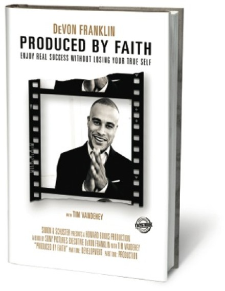 "DEVON FRANKLIN ""PRODUCED BY FAITH"""