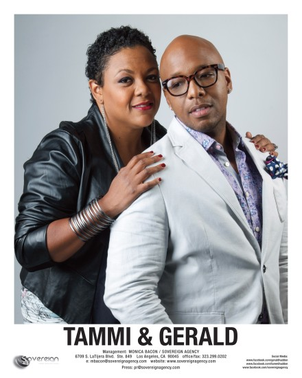 HUSBAND AND WIFE SONGWRITING DUO, GERALD & TAMMI HADDON, HONORED AT THE 2013 RHYTHM & SOUL ASCAP AWARDS
