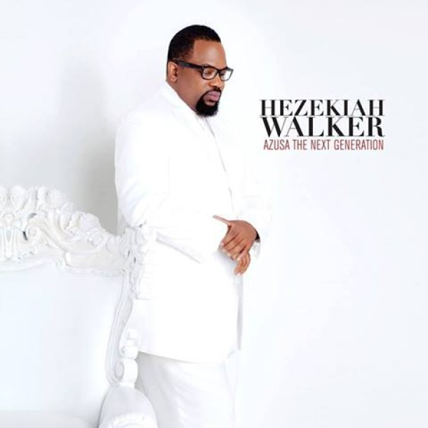 HEZEKIAH WALKER TAKES BACK THE #1 SPOT FROM ALEXIS SPIGHT! TOP 10 GOSPEL CD'S OF THE WEEK!