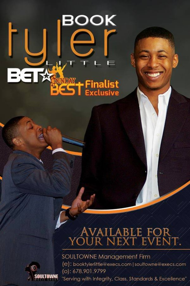 SUNDAY BEST FINALIST: TYLER LITTLE