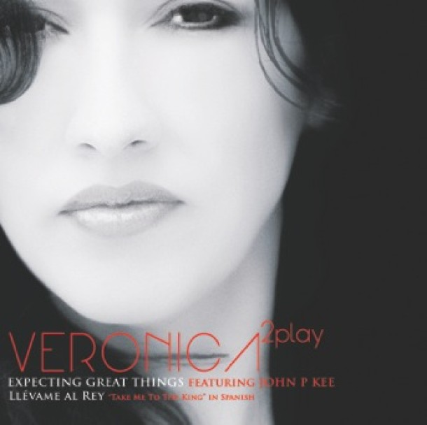 "EXCLUSIVE FIRST LISTEN: VERONICA PETRUCCI ""EXPECTING GREAT THINGS FT. JOHN P. KEE"""