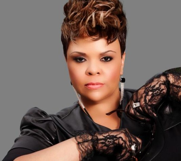 TAMELA MANN HOLDS BACK THE COMPETITION AND DOMINATES THE #1 SPOT! TOP 10 GOSPEL CD'S OF THE WEEK!