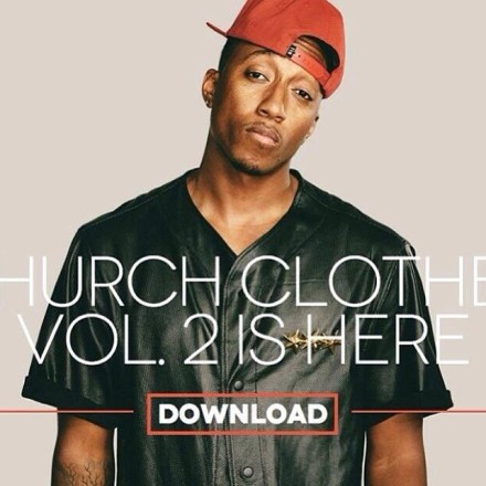 "LECRAE LANDS AT #3 & #6 WITH ""GRAVITY"" AND ""CHURCH CLOTHES VOL. 2!"" TOP 10 GOSPEL CD'S OF THE WEEK!"