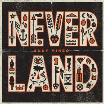 "ANDY MINEO LANDS AT #1 WITH HUGE SALES FOR ""NEVER LAND EP!"" TOP 10 GOSPEL CD'S OF THE WEEK!"