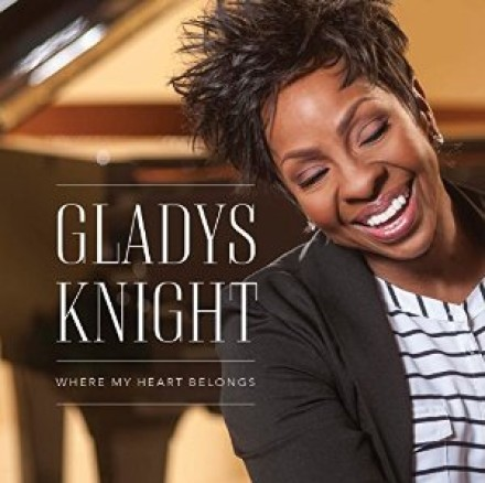 "GLADYS KNIGHT RELEASES NEW GOSPEL CD ""WHERE MY HEART BELONGS"""