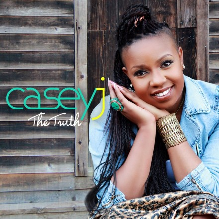 "CASEY J LANDS AT #1 WITH HER DEBUT RELEASE ""THE TRUTH!"" TOP 10 GOSPEL CD'S OF THE WEEK!"