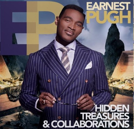 "EARNEST PUGH ANNOUNCES CHRISTMAS TOUR AND NEW CD ""HIDDEN TREASURES"""