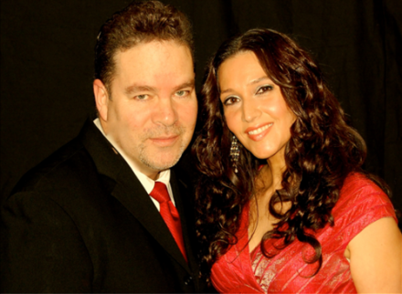 "HOLIDAY MUSIC: ANGELO & VERONICA ""DON'T TAKE CHRIST OF CHRISTMAS"""