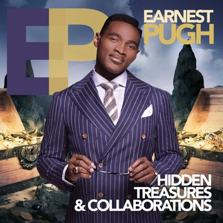 "EARNEST PUGH RELEASES NEW CD ""HIDDEN TREASURES"""