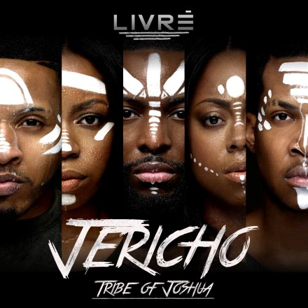 "LIVRE ANNOUNCES RELEASE DATE FOR HIGHLY ANTICIPATED ALBUM ""JERICHO: TRIBE OF JOSHUA"""