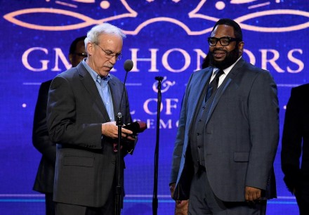 BISHOP HEZEKIAH WALKER IS INDUCTED INTO THE GMA GOSPEL MUSIC HALL OF FAME!