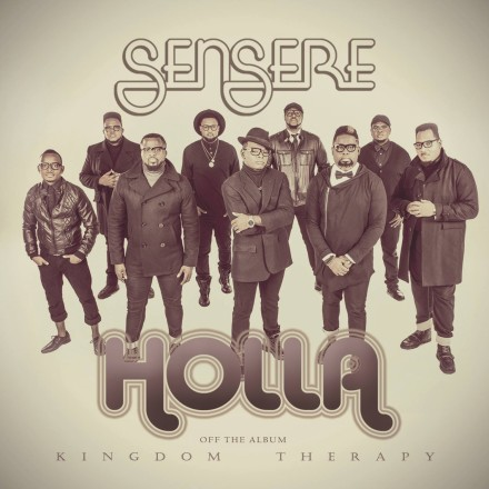 "NEW MUSIC: SENSERE ""HOLLA"""
