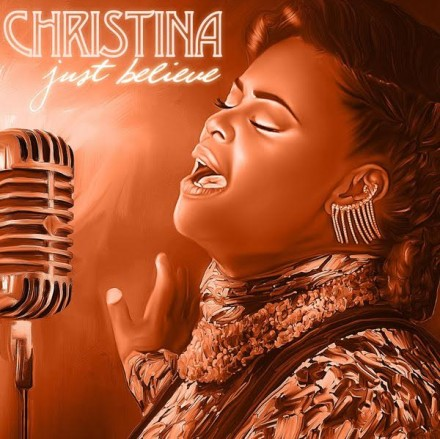 "FORMER MEMBER OF ZIE'L, CHRISTINA, RELEASES DEBUT SOLO EP ""JUST BELIEVE"""