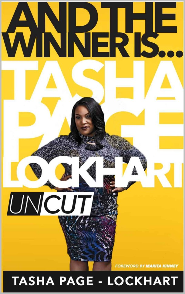 "FORMER SUNDAY BEST WINNER, TASHA PAGE LOCKHART, RELEASES NEW BOOK ""AND THE WINNER IS…"""