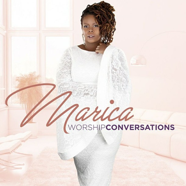 """MARICA CHISOLM RELEASES SOPHOMORE PROJECT """"WORSHIP CONVERSATIONS"""""""