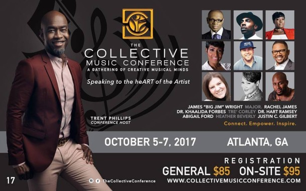TRENT PHILLIPS PRESENTS: THE 2ND ANNUAL COLLECTIVE MUSIC CONFERENCE