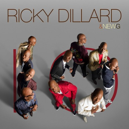 RICKY DILLARD & NEW G TAKE THE #1 SPOT ON THE BILLBOARD GOSPEL ALBUM CHARTS!