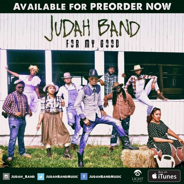 JUDAHBAND LANDS DEAL WITH LIGHT RECORDS!